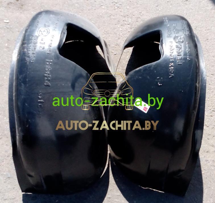 защита колесных арок, подкрылки Volkswagen Passat B3/B4 (передние, 2 шт.)