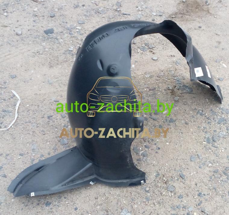 защита колесных арок, подкрылки Seat Cordoba III (передний правый) 2009-