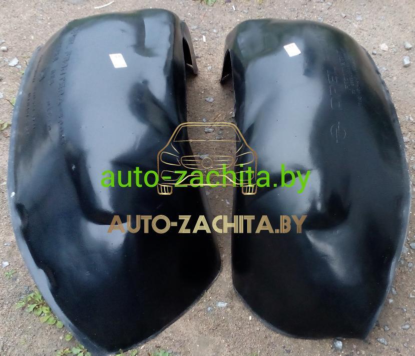 защита колесных арок, подкрылки Opel Frontera (передние, 2 шт.) 1992-2004