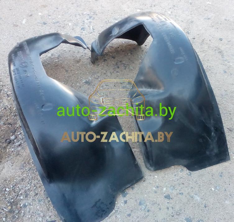 (нет в наличии) защита колесных арок (подкрылки) Mercedes-Benz С-Class W202 (передние. 2 шт.) 1993-2000