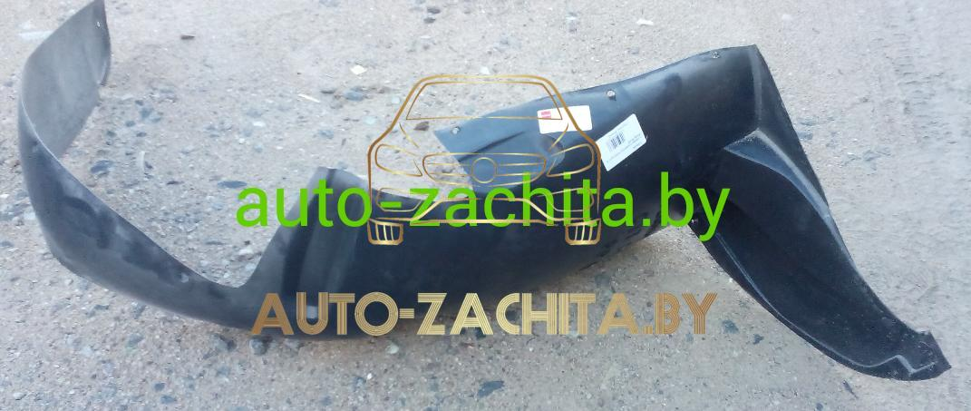 Защита колесных арок (подкрылки) Lancia Phedra (передний правый) 2002-2010