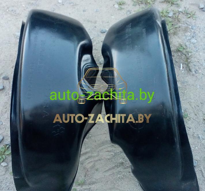 защита колесных арок, подкрылки Opel Vectra A (задние. 2 шт.) 1988-1995