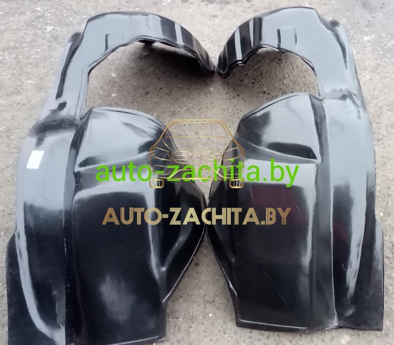 защита колесных арок (подкрылки) FIAT Ducato (передние, 2 шт.) Полные 2006-2014