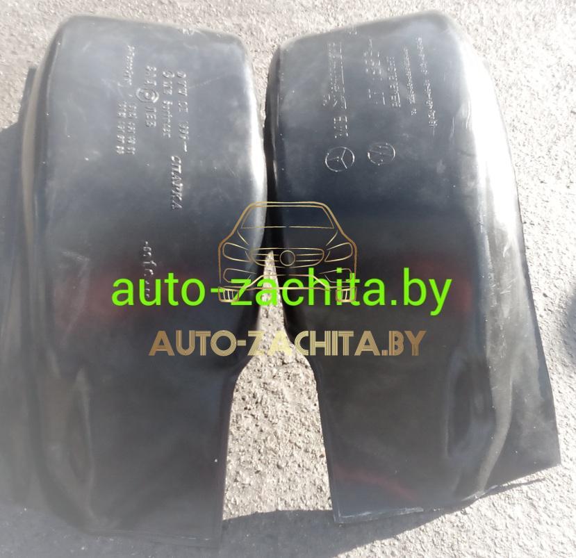 защита колесных арок (подкрылки, локеры) Mercedes-Benz Sprinter (задние, 2шт.) СПАРКА 1996-2006