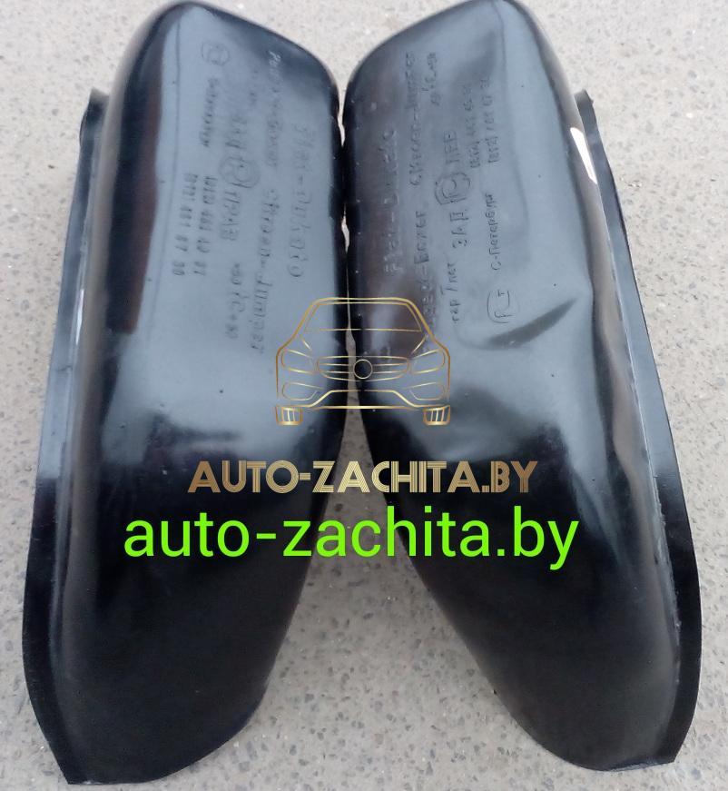 защита колесных арок (подкрылки, локеры) FIAT Ducato (задние, 2 шт.) Полные 1994-2006