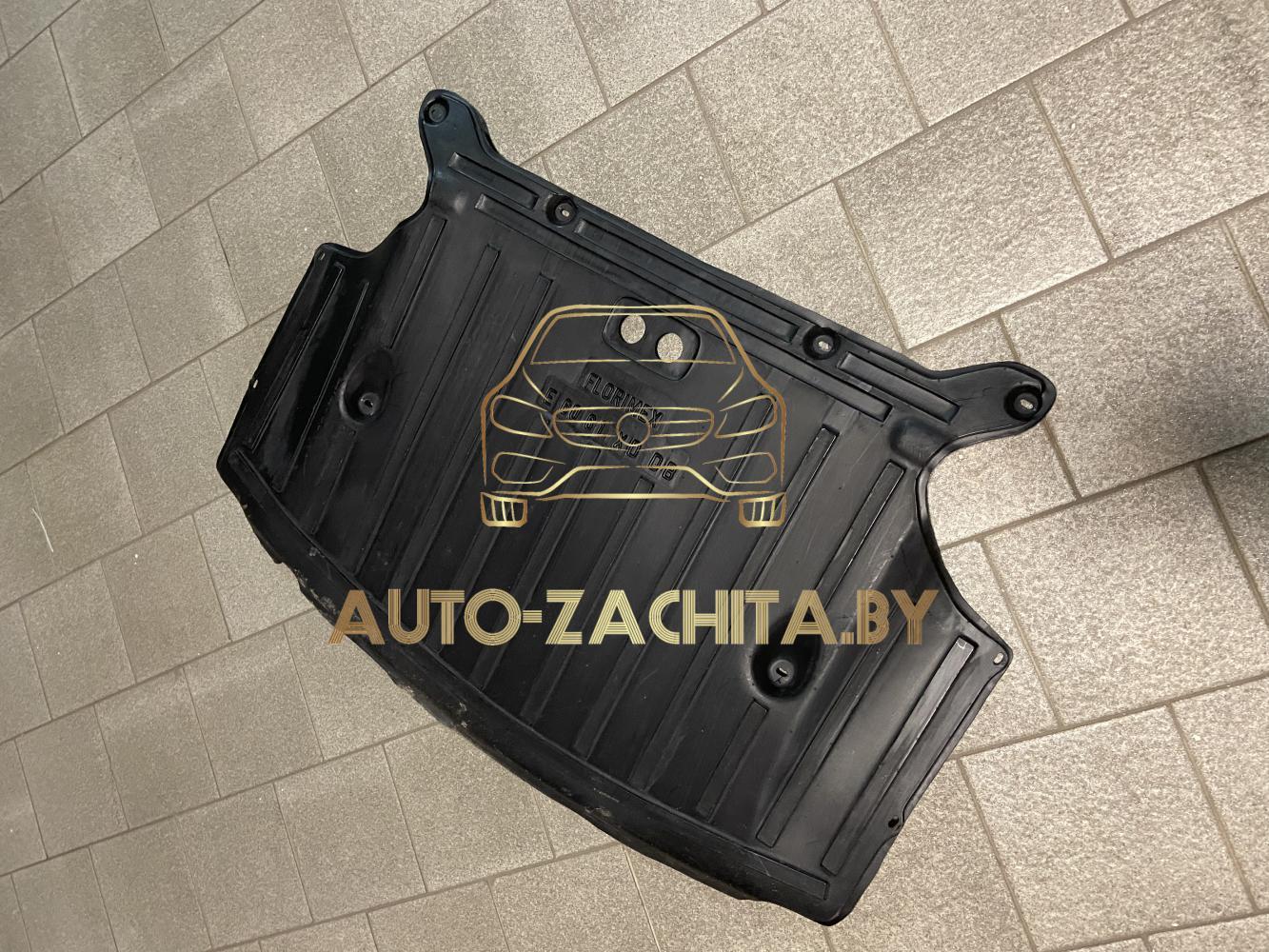 Защита картера двигателя BMW Е60/E61 (полный привод) 2002-2010