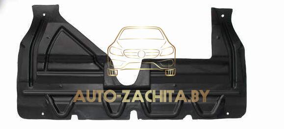 Защита двигателя Peugeot 406 1995-2005. Бензин.