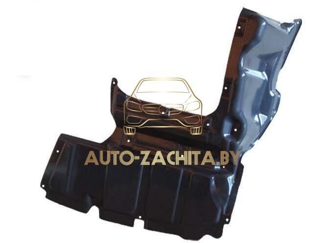 Защита двигателя Toyota Avensis 03-07 (правая сторона)