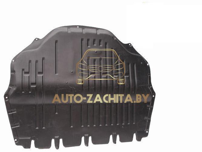 защита двигателя Volkswagen Polo Sedan 2008- г.в.