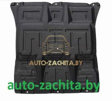 защита двигателя Volkswagen Crafter 06-