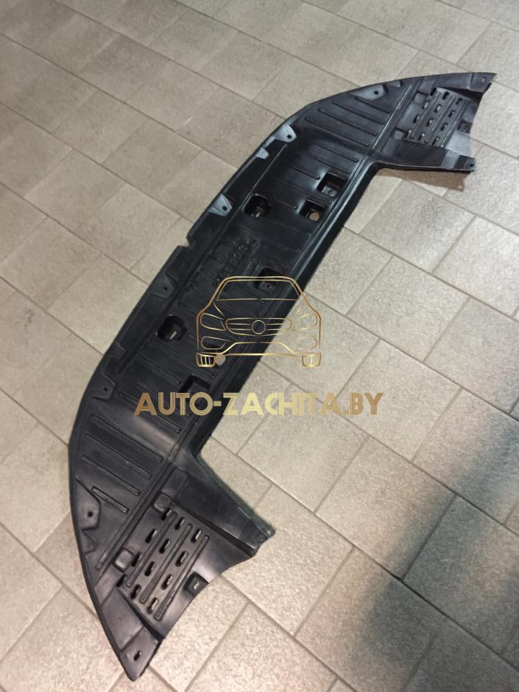 Защита бампера, радиатора Peugeot 308 (T9) 2013-н.в.