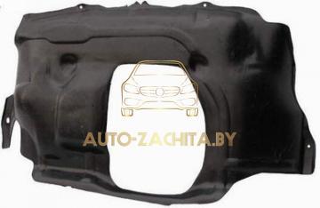 защита картера двигателя AUDI 100 C3 1982-1990 г.в.