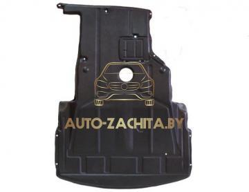 Защита картера двигателя + КПП BMW 3-reihe (E46) 1998-2006 г.в.
