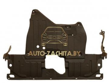 Защита двигателя Honda Accord VII 2002-2008 г.в.