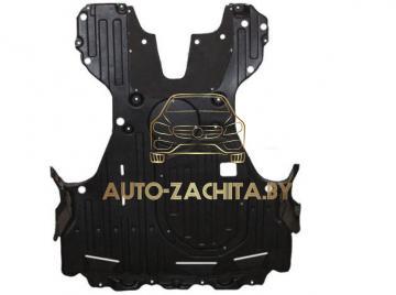 Защита двигателя Honda Civic VIII 2005-2012 г.в.