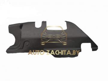 Защита двигателя Iveco Daily III 1999-2006 г.в. Боковая левая.