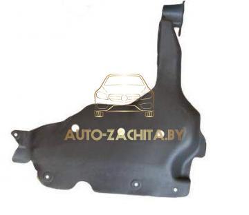 Защита двигателя Mazda 323 (BA) 1994-1998 г.в. Правая часть.
