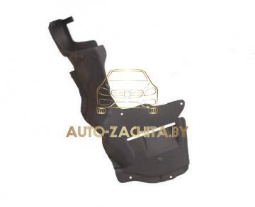 Защита двигателя Mazda 323 (BJ) 1998-2003 г.в. Левая часть.