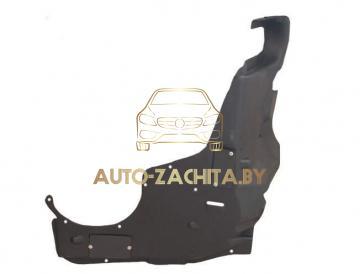 Защита двигателя Mazda 323 (BJ) 1998-2003 г.в. Правая часть.