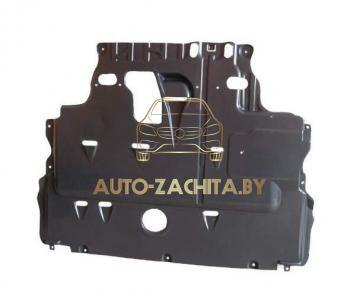 Защита двигателя Mazda 3 (BK) 2003-2009 г.в. Дизельный двигатель.