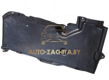 Защита двигателя Mercedes-Benz A-Class (W169) 2004-2012. Левая часть.