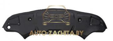 Защита бампера, радиатора Mercedes-Benz E-Class (W211) 2002-2009.