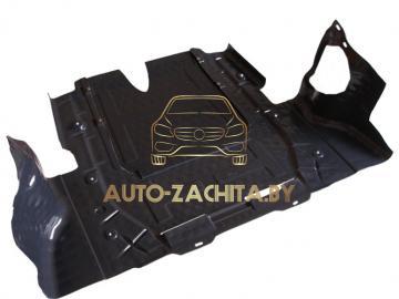 Защита двигателя Opel Zafira B 2005-2014. Florimex.