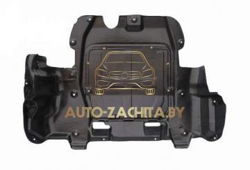 Защита двигателя Opel Calibra 1990-1997.