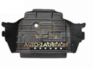Защита двигателя Opel Movano I 1998-2010.