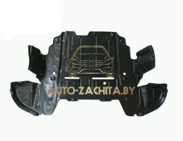 Защита двигателя Opel Signum 2003-2008.