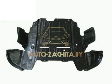 Защита двигателя Opel Vectra C 2002-2009.