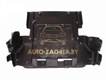 Защита двигателя Opel Vectra B 1995-2002.