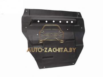 Защита картера двигателя CITROEN Xantia I/II 1992-2003 г.в.