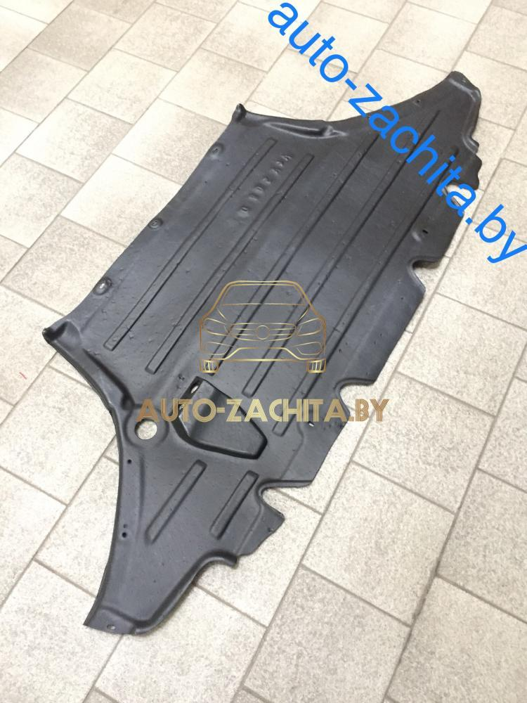 Защита картера двигателя AUDI A4 B8 2007-2016