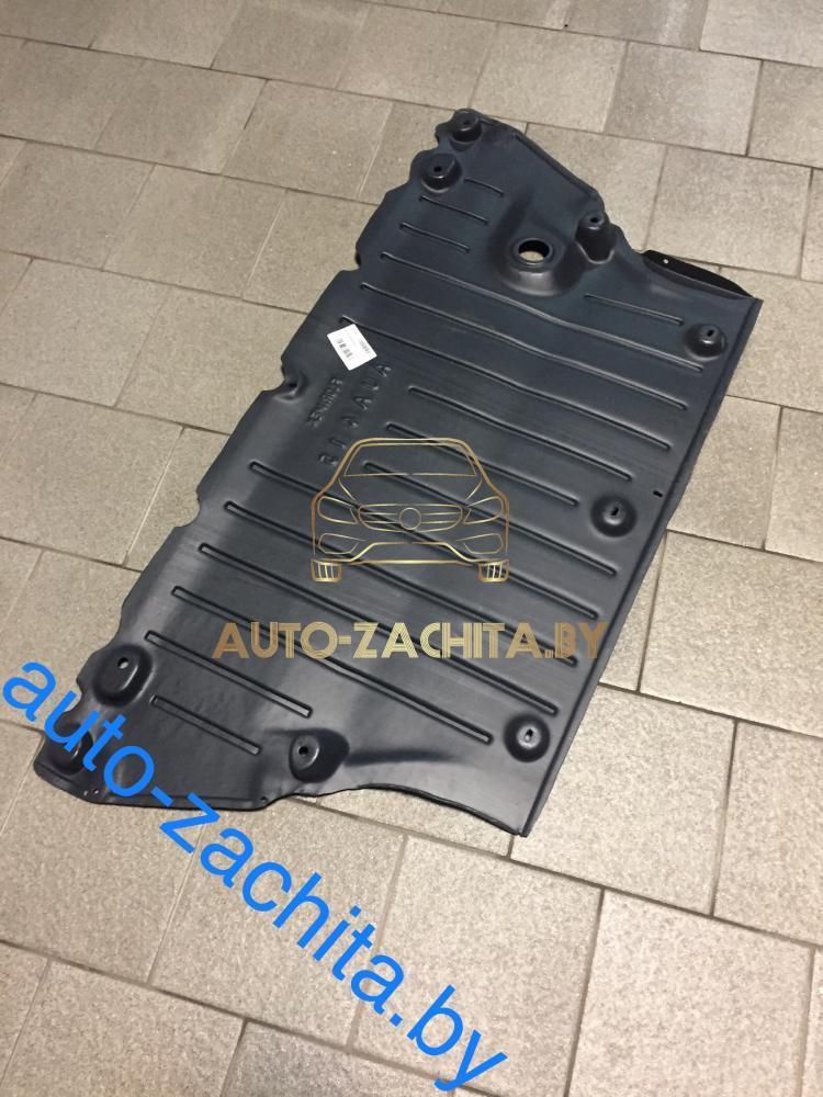 Защита картера двигателя AUDI A4 B9 2015- г.в.