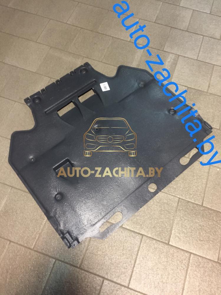 Защита КПП AUDI A7 (4G) 2010-2019