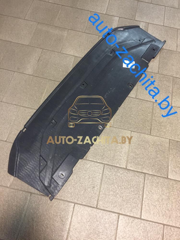 Защита бампера, радиатора AUDI A6 C7 2011-2019