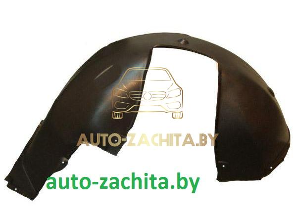 защита арки (подкрылок) BMW E39 (передний левый, задняя часть)