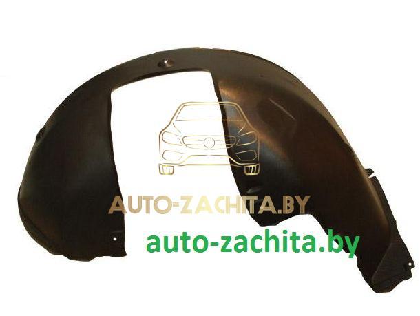 защита арки (подкрылок) BMW E39 (передний правый, задняя часть)