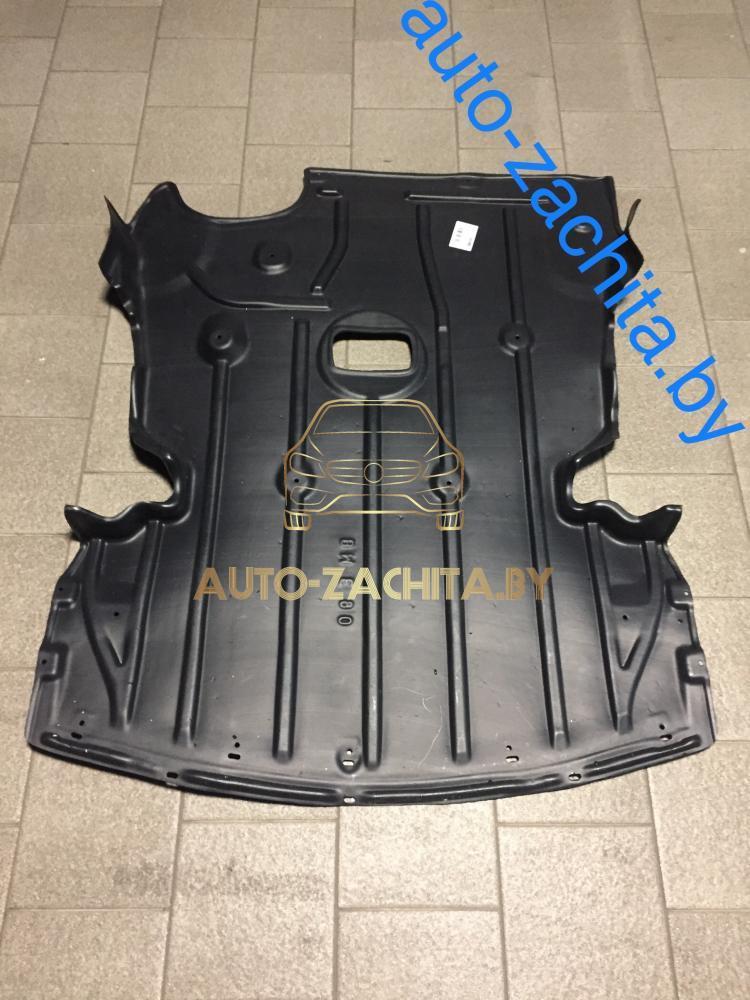 Защита картера двигателя BMW 1-reihe (E81, E82, E88, E87) 2004-2011 г.в.