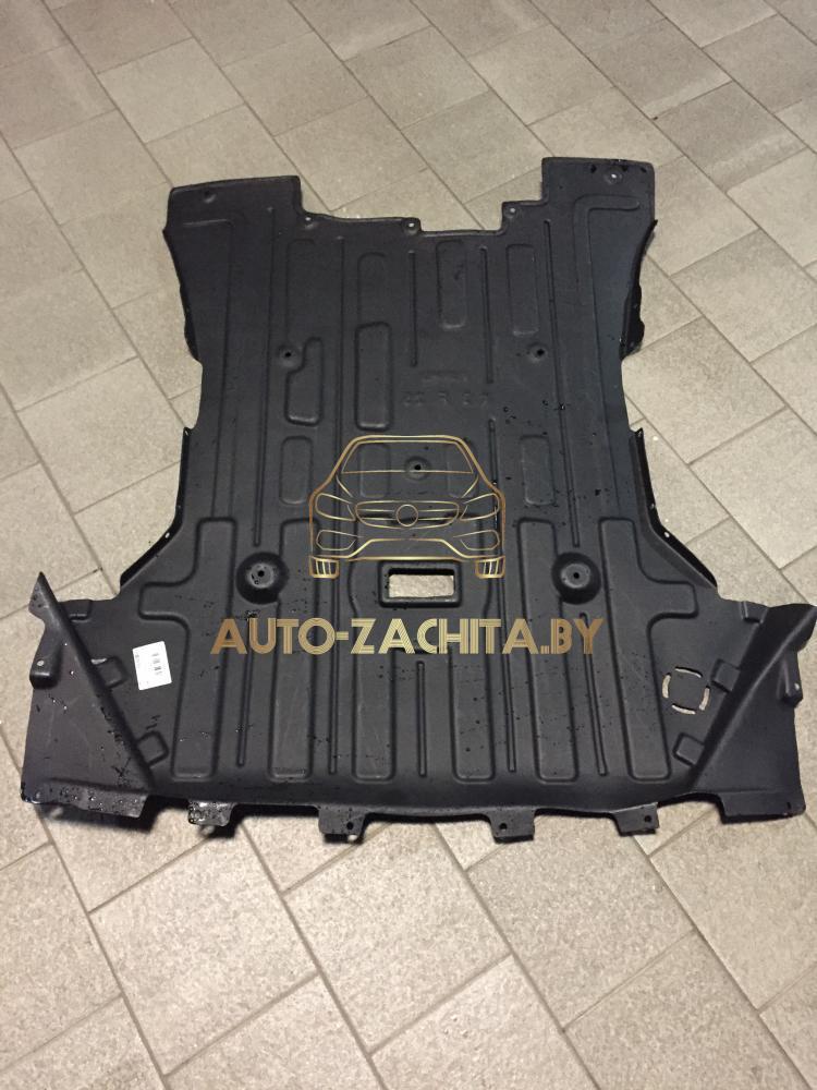Защита двигателя BMW X3 F25 2010-2017.