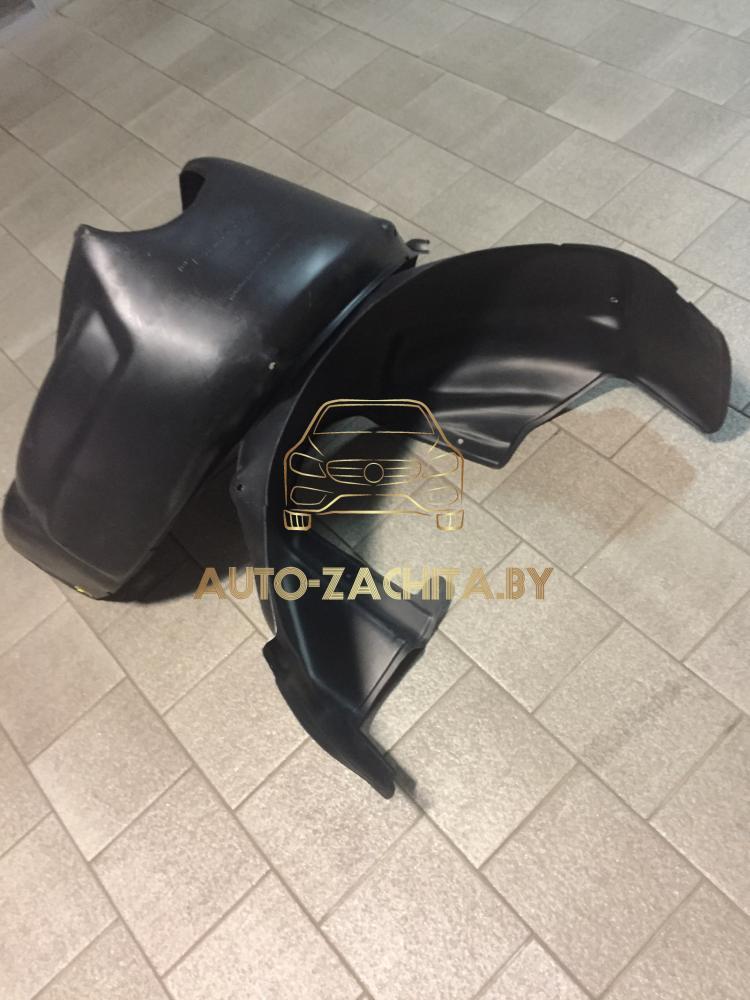Защита колесных арок, подкрылки Ford Focus III 2011-2021 задние.