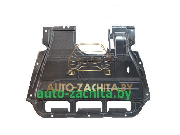 Защита картера двигателя FIAT Scudo II 2007-2016 г.в.