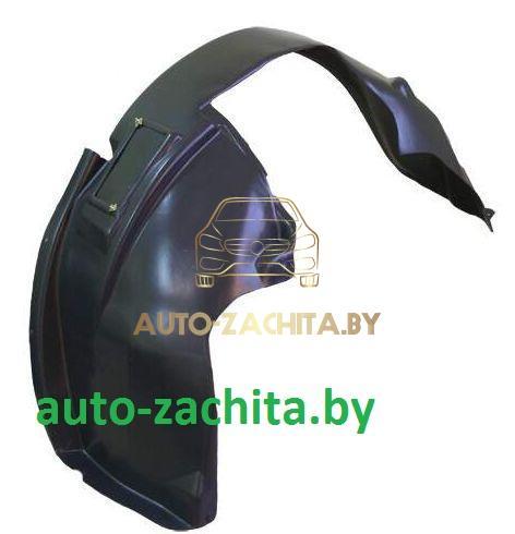 защита колесных арок (подкрылки) Fiat Grande Punto 2005- г.в. (передний правый)