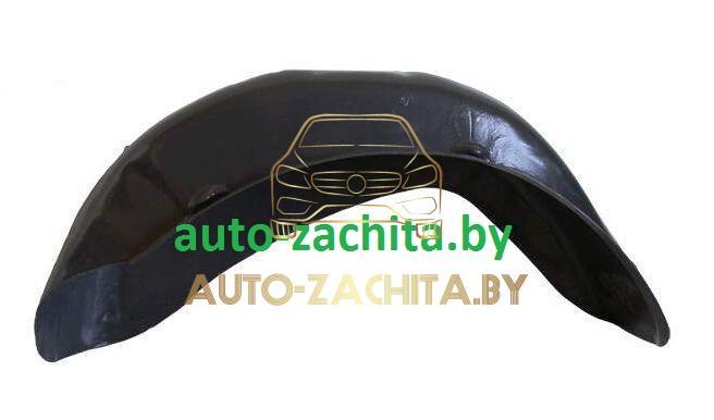 защита колесных арок (подкрылки) Fiat Punto II/III (задний правый) 1999-2005