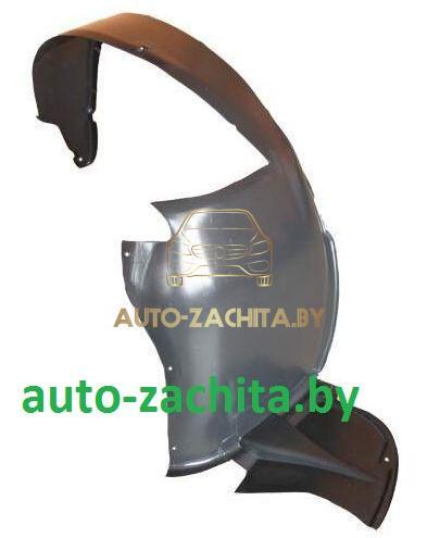 защита колесных арок (подкрылки) Fiat Scudo (передний левый) 1995-2007