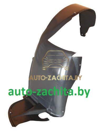 защита колесных арок (подкрылки) Fiat Scudo (передний правый) 1995-2007