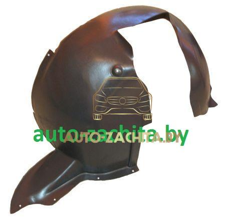 защита арки, подкрылок Volkswagen Touran передний правый 2003-2010 (оригинальное качество)