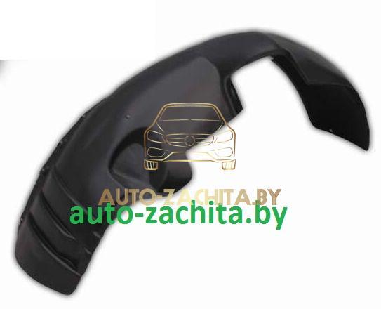 защита колесных арок, подкрылки Volkswagen Polo III (передний правый) 1999-2002
