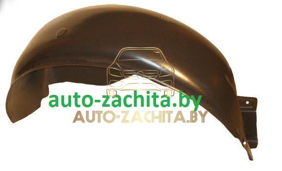 защита колесных арок, подкрылки Volkswagen Multivan Т5 (задний правый) 2003-2015